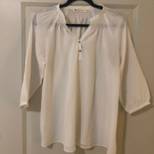 The Impeccable Pig White Blouse